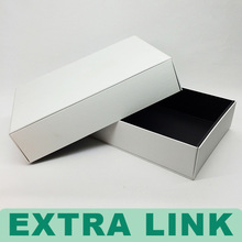 China Alibaba Supplier Customized Logo Slide Open Cell Phone Packaging Box