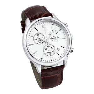 Elegance Brand Name Leather Strap Watch Price