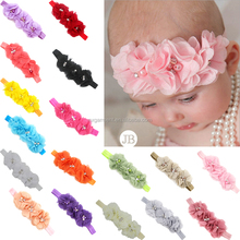 Cute Baby Girl Elastic Headbands Chiffon Flower <strong>Hair</strong> <strong>Accessory</strong> For Children Girls Hairbands Headwear <strong>Hair</strong> <strong>Accessories</strong>