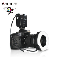 Aputure Macro Ring LED Flash Light /Camera Flash Light/ LED Light