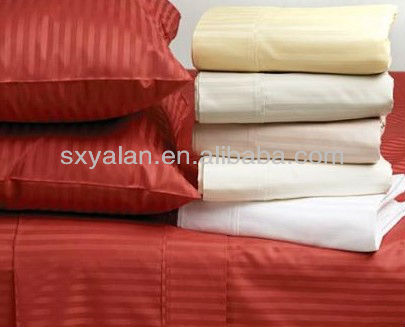 hospitality use 50% polyester/50% cotton blend sheeting fabric for sheet,bed cover,duvet cover
