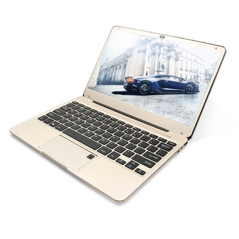 Full Metal Ultra Slim Laptop Computer,4G+64G Ultrabook 1920*1080 FHD 2.6GHz Intel Gen 9-LP Notebook