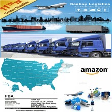 Professional Shipping Service from China to Amazon Warehouse