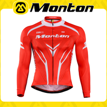 Innovation Monton brand high quality Pro team comfortable cycle-wear