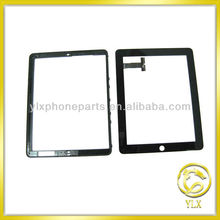 YLX high quality touch screen for ipad 2,for ipad 2 touch screen digitizer,screen for ipad 2 cheap prcie china copy parts