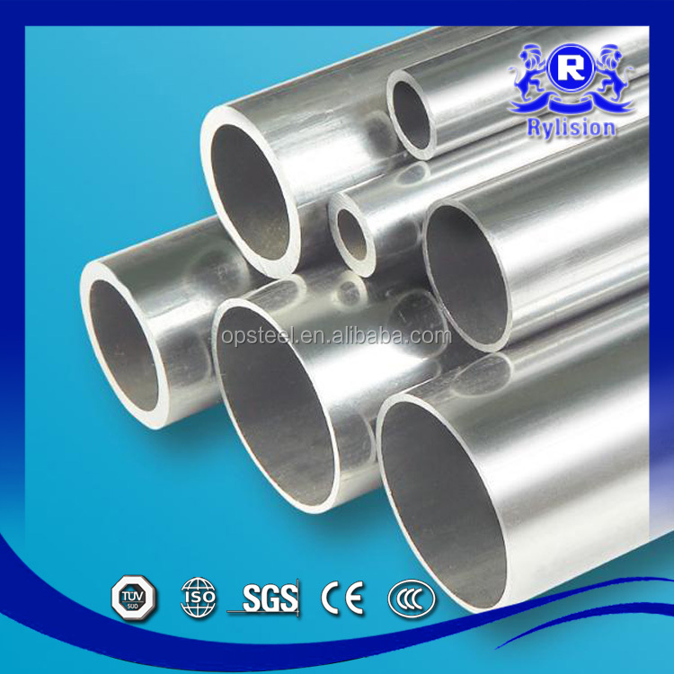 Cost-effective 0Cr18Ni12Mo2Cu2 BS1387 Hot Dip Galvanized Steel Pipe Price Size E235 Made In China