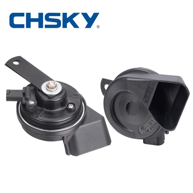 Hot sale Chsky Special For Bmw car horn wholesale 12v Sound Crisp Elegance Snail horn cheap and fine Loud 129db car horn