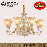 high quality Luxury Hotel interior Modern Chandelier light, Chain chandelier