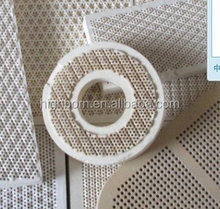 Cordierite Infrared Honeycomb Heating Ceramic Plate for Saving Energy Cost