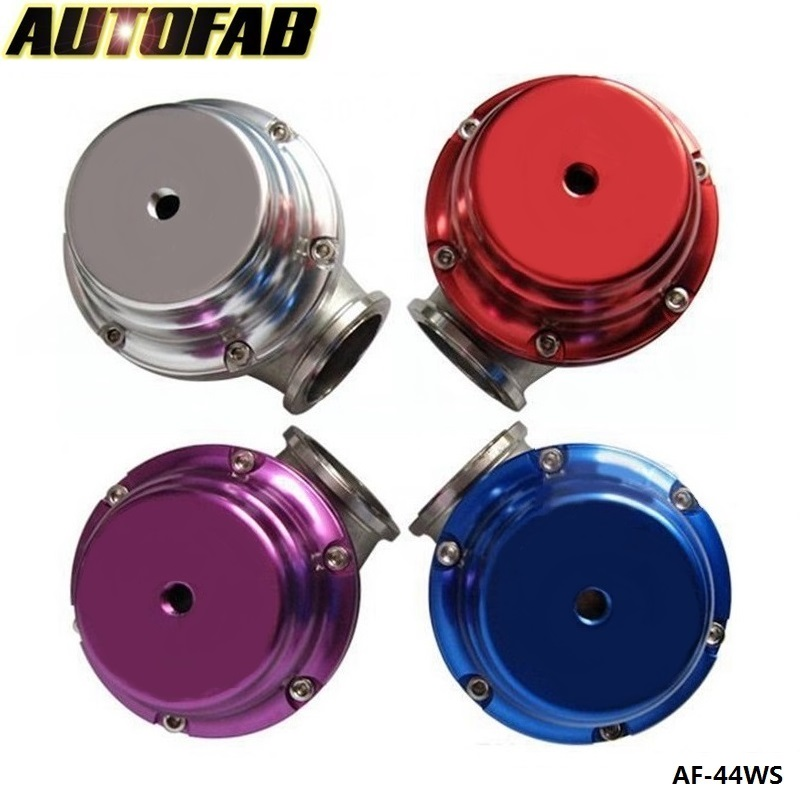 AUTOFAB - V44 MVR 44mm V Band <strong>External</strong> <strong>Wastegate</strong> Kit 24PSI (Default color is Black) AF-44WS