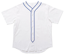 Customized Mesh baseball tee shirt with your logo