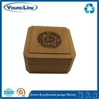 Fashion beautiful luxury wooden wine boxes wholesale made in China