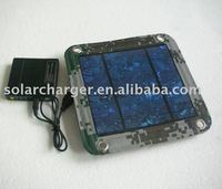 cheapest mini USB charger portable 3W solar mobile phone charger