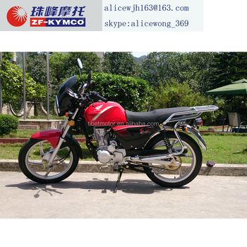 china classic model cheap 150cc motorcycle for sale(ZF125-4)