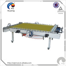 Turbo connecting rod type Screen Printing Frame Fabric Stretching Machine Hot!