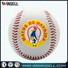High quality cork filling leather 12 inch softball