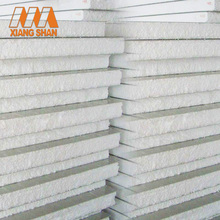 Eps sandwich panel price line in china insulated floor