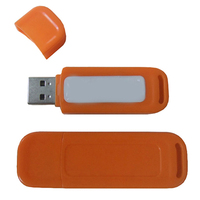Plastic Material Unique Design Recycle 16GB USB Flash Drive Blank
