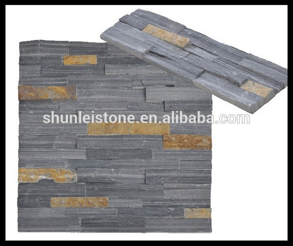 Chinese Slate for Roof Tile,Culture stone,wall cladding,roof