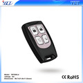 Wireless RF Adjustable bed remote control 315Mhz/433Mhz YET005