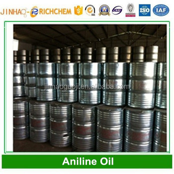Factory price 62-53-3 aniline oil