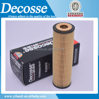 China manufacturer low price oil filter 2711800409 for auto cars