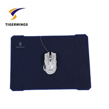Tigerwings high quality ergonomic wholesale gaming mouse pad