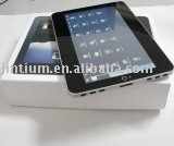 "10.1"" Touch Screen Google Android OS 2.1 + WIFI Tablet PC and GPS Model ZT180"