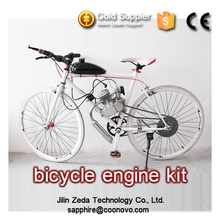 High quality 2 stroke gasoline/petrol/diesel powered bike engine kit