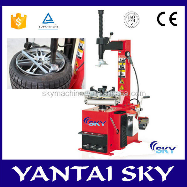 New product made in China hot sale tyre changing machine semi automatic tire changer for sale tire repair machine