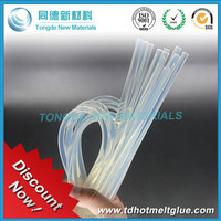 High Sticking Power Transparent Glue Stick for Packaging Materials