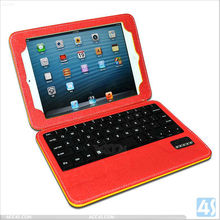 For iPad 2 3 4 Mini bluetooth keyboard for iPad mini 2 P-iPDMINICASE119