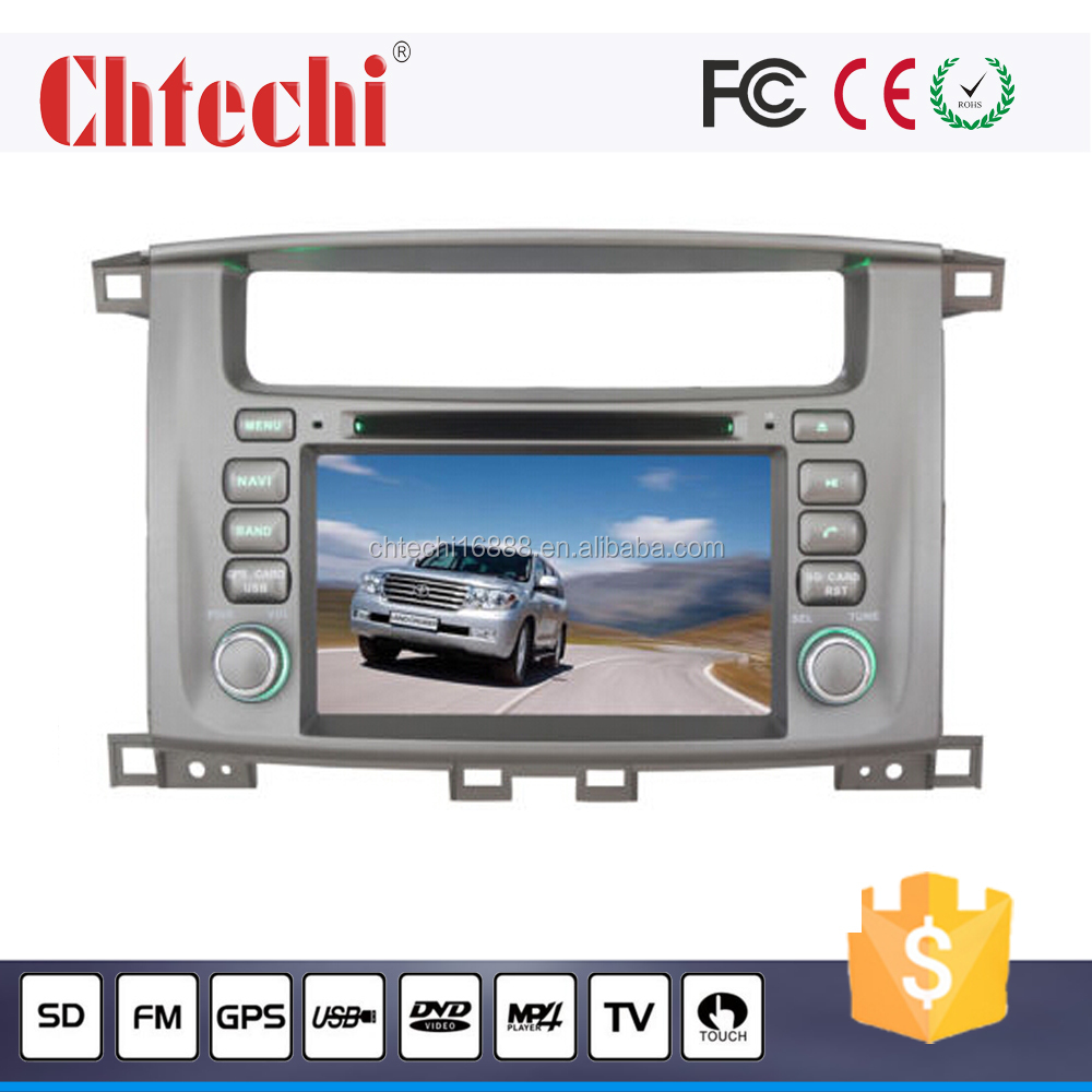 Car DVD Player for Toyota Land Cruiser FJ100 With Canbus/TV/Bluetooth/AM/FM/Android 4.4.4/ Wince 6.0 system