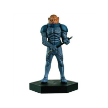 Custom action figures doctor who figure collection sontaran general resin figure