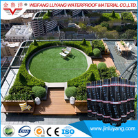 Roof Garden Building Material Modified Bitumen