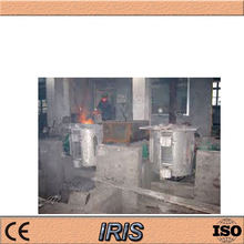 Brass casting Furnace Medium Frequency Induction Melting Furnace