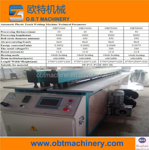 industrial sewing machine Automatic plastic touch welding machine