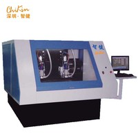 2 AXIS CNC PCB faceting drilling machines for sale