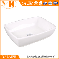 Bathroom hand washing basin sink parts