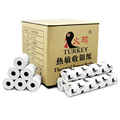Wholesale cash register paper 57*50mm thermal papar roll for pos machine 100rolls per carton