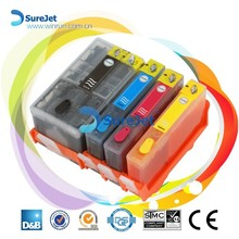 for hp 934 for hp 935 printer ink cartridge with auto reset chip