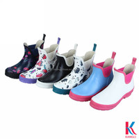 High Quality Factory Price Clear Rain Boots