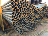 hot rolled seamless steel pipe and tube