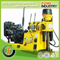 New condition 600m Portable Pneumatic Small Electric Hydraulic Water Well Drilling Machine