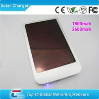 2600mah solar battery charger for iphone 4g