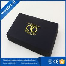 china retail flat paper hole design paper box for sunglasses packaging