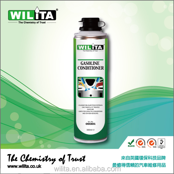 WILITA Fuel Saving Additives Fuel System Cleaner UK Technology