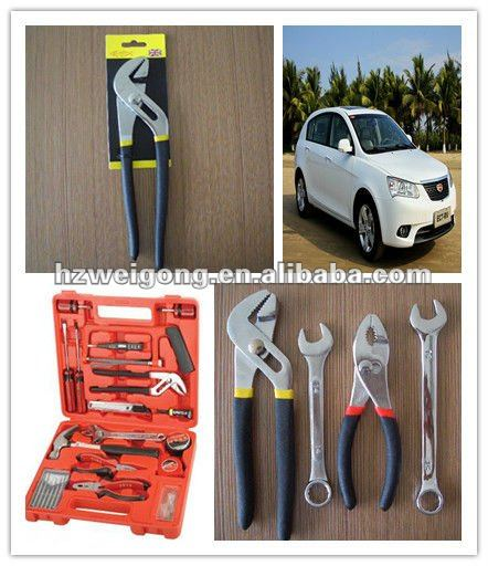 "Functions Of Hand Tools 10"" cr-v Material Pliers"