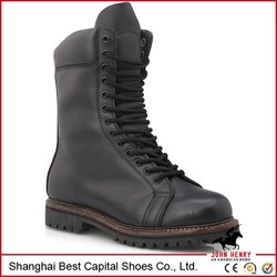 steel toe insulated work boot Split Leather/Professional protective boot