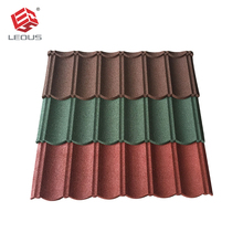 Stone colorful metal color coated roofing sheet